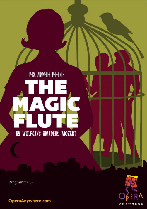magic flute programme